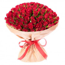 Букет «101 роза»